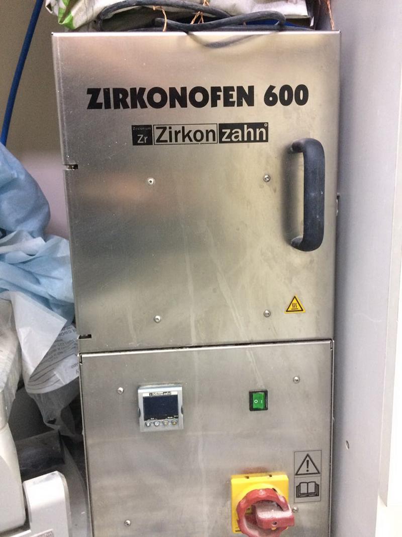 Zirkonofen 600 Печь для спекания оксида циркония